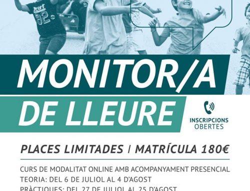 [CURS] Monitor/a de lleure