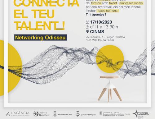 [TREBALL] Networking Odisseu – Connecta el teu talent