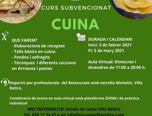 [CURS] Cuina