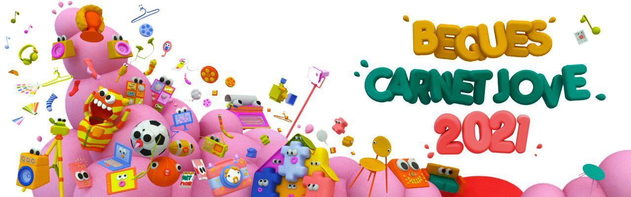 Beques Carnet Jove 2021