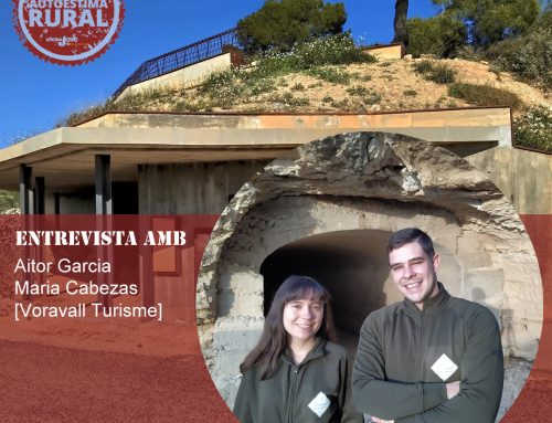 [AUTOESTIMA RURAL] Entrevista a Aitor Garcia i Maria Cabezas