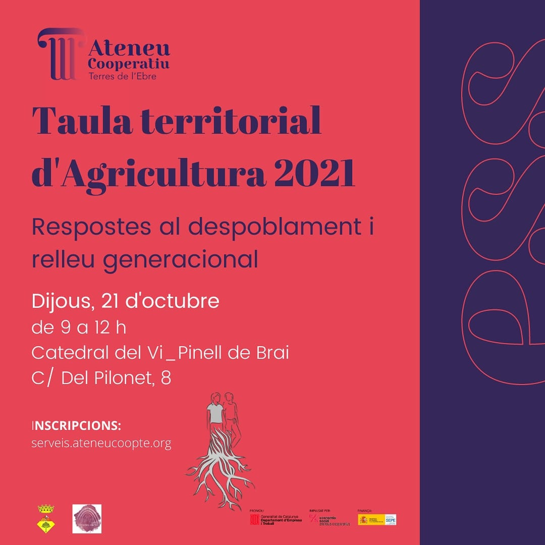 [RURALITAT] Taula territorial d'agricultura